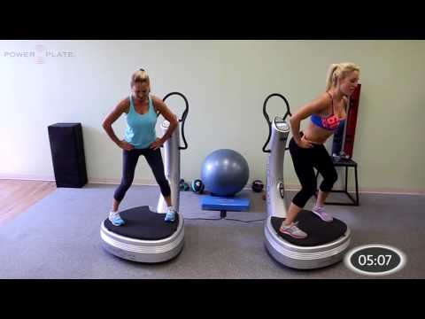 Power Plate | Body Weight Conditioning Workout