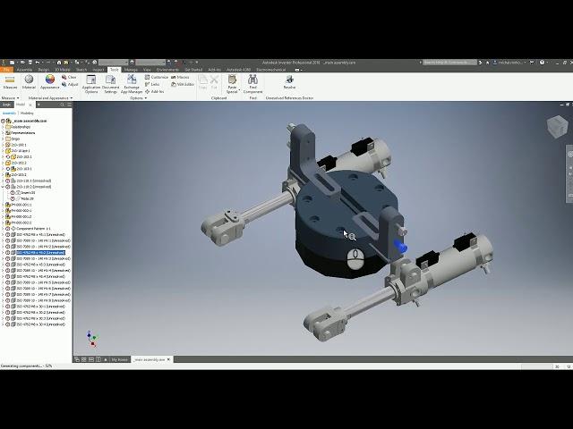 PROCAD Unresolved References Doctor EN Autodesk Inventor addin