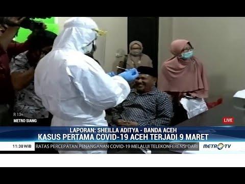 Pemkot Banda Aceh Lakukan Uji Tes Swab Massal