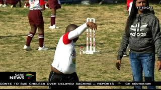 Makhaya Ntini Foundation opens a Cricket Hub