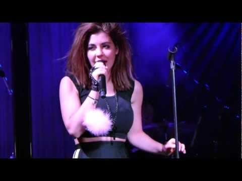 Marina And The Diamonds - Rootless LIVE HD (2011) Las Vegas Cosmopolitan