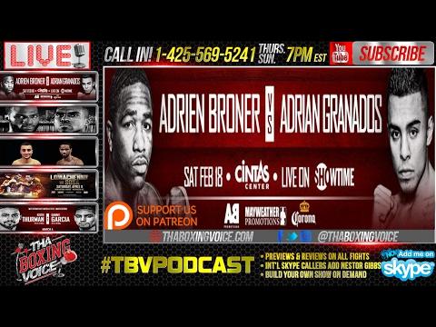 Adrien Broner vs Adrian Granados, Granados The New Marcos Maidana?
