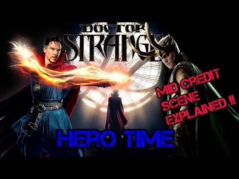 Doctor Strange   Mid-Credit Scene Explained   [Hero Short News]