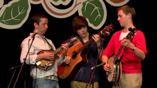 WoodSongs 722: Bluegrass from Ireland