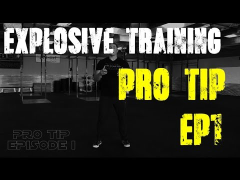 Pro Tip Episode 1:The Kneeling Jump