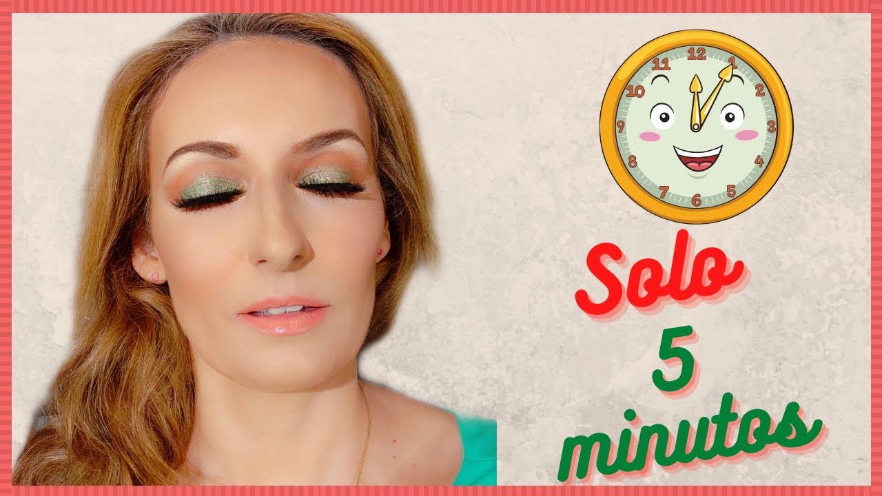 Download Sombra con BRILLO en VERDE en 5 MINUTOS ¿Se puede? Te lo explico al detalle.