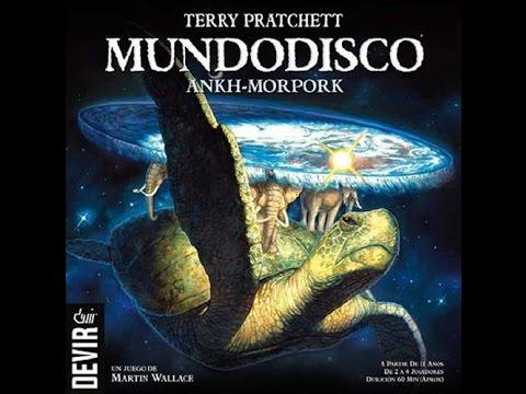 Mundodisco/Discworld Ankh-Morpork - Juego de mesa - Reseña/aprende a jugar