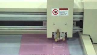Планшетный режущий плоттер для изготовления матирующих панелей в световые короба 2(, 2014-04-20T18:15:06.000Z)