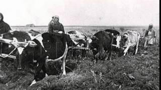 Жители села Володино в военные и послевоенные годы