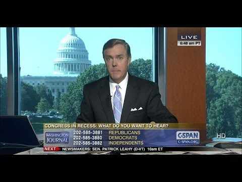 CSPAN Bombarded With Racist Callers