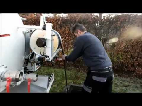 Видео Каналопромывочное оборудование