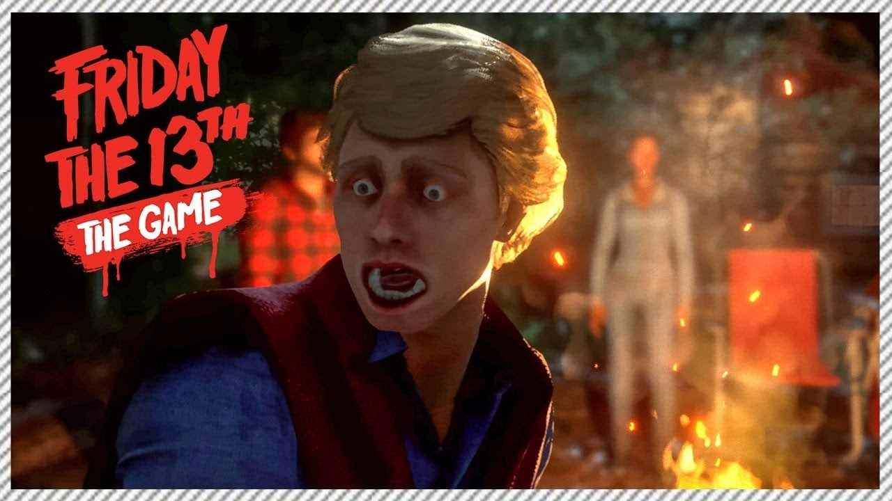 (HD) FRIDAY THE 13TH! HOW TO HIDE FROM JASON THE ENTIRE TIME EASY!