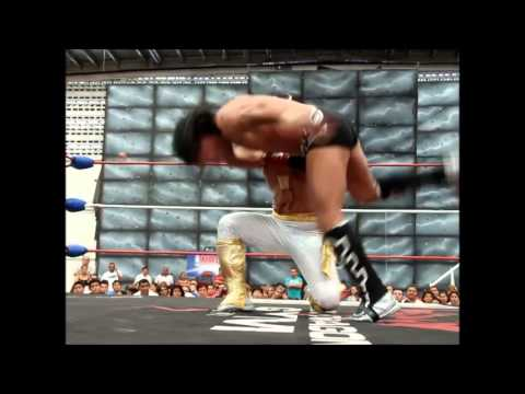 Highlights Ultimo Dragon vs Negro Casas