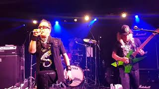Loudness - Let It Go @ The Crowbar Sydney May 10th, 2019.