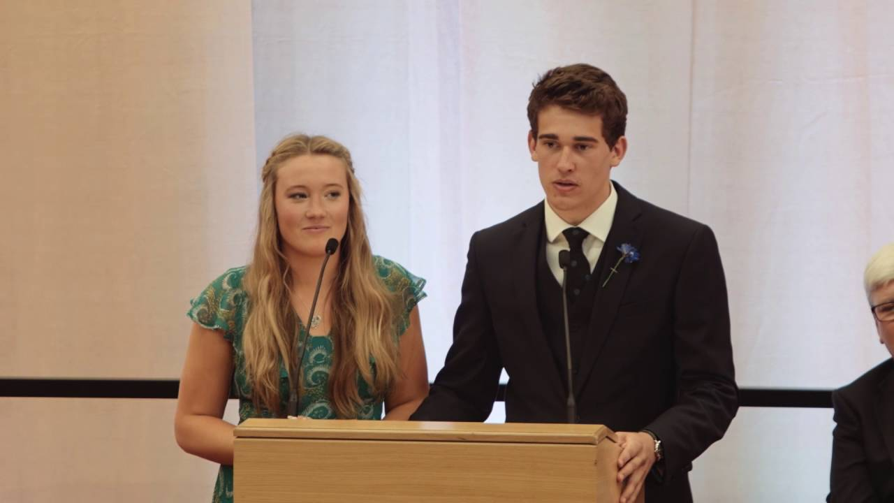 head girl speech United kingdom and ireland in some british schools, the pupil body elects a head boy and/or a head girl from the pupils/students head boys and head girls are usually responsible for representing the school at events, and therefore must be able to make public speeches.