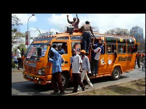 Kenya's HipHop Collection 6 (Old Skul)