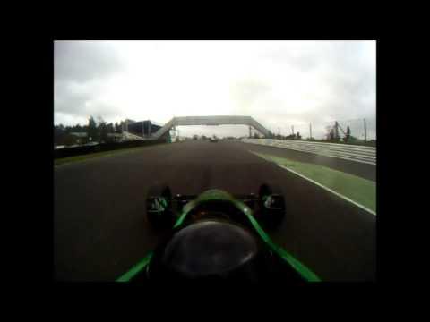 Crowne Plaza Irish Formula Vee Championship 2013- Round 2 b/c race