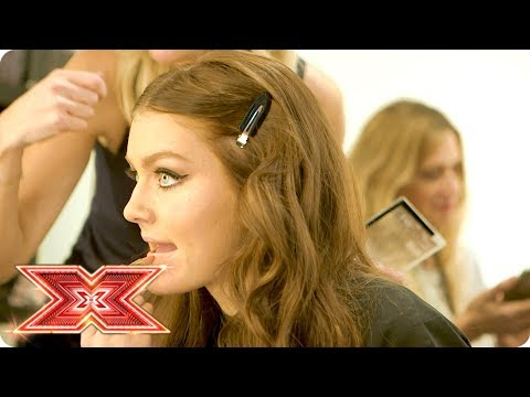 Holly Tandy is raring to go! | Backstage | The X Factor 2017