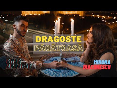 Смотреть клип Omar Arnaout, Miruna Diaconescu - Dragoste Pacatoasa