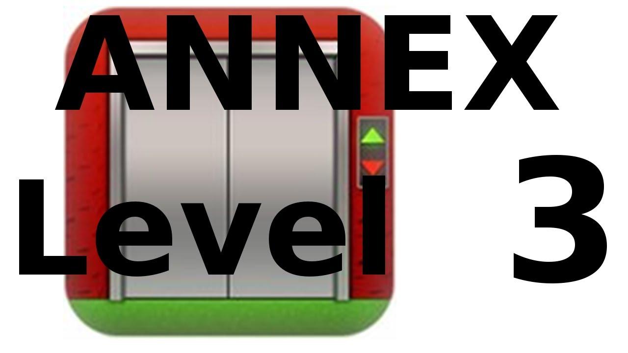 100 Floors Annex Level 3 Walkthrough Youtube