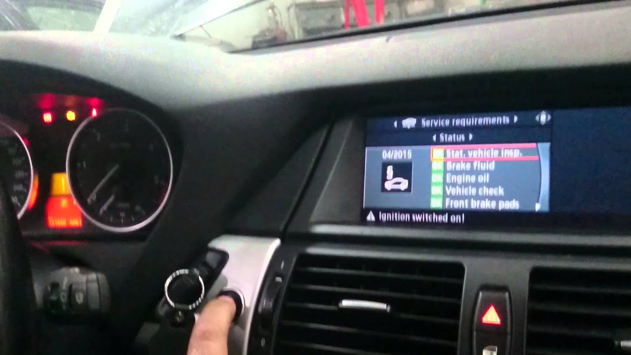 BMW E70 3 0d Problem