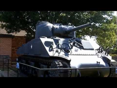 45th Infantry Museum, Oklahoma City, OK part 2: Outdoor Displays