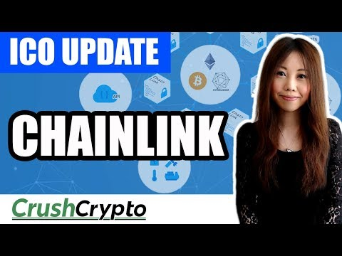 ICO Updated Review: ChainLink (LINK) - Decentralized Oracle Connecting Blockchain With Outside Data