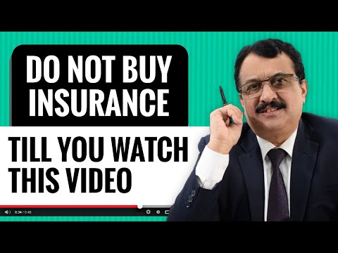 Don't Buy a Life Insurance Policy Until You Watch This! by Dr Chandrakanth Bhat NRI Money Clinic