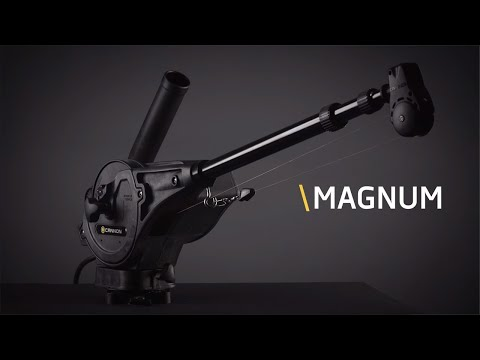 cannon magnum 10a electric downrigger manual