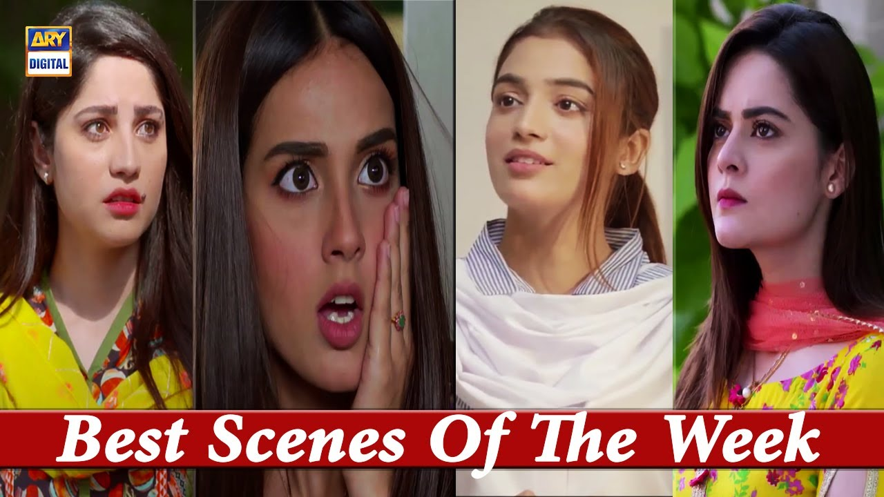 Best Scenes Of The Week | ARY Digital Drama's | Must Watch
