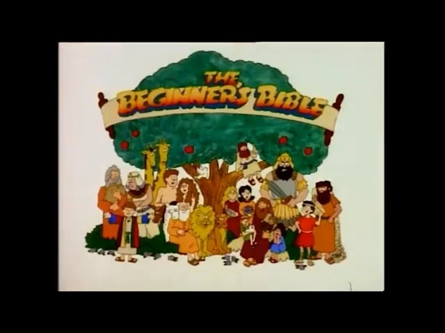 The musical Bible stories - Part 1 - The Beginners Bible