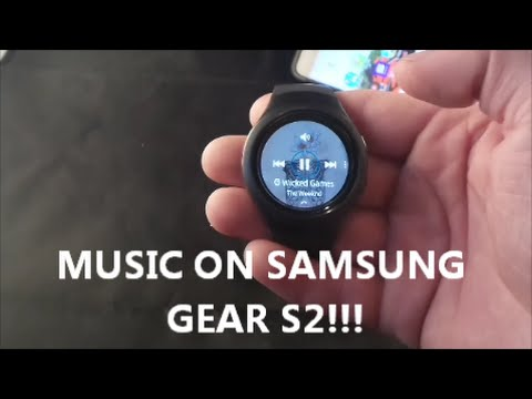 How To Add Music To Samsung Gear S2