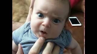 【爆笑注意】赤ちゃんの気持ちを完璧にアテレコするパパ
