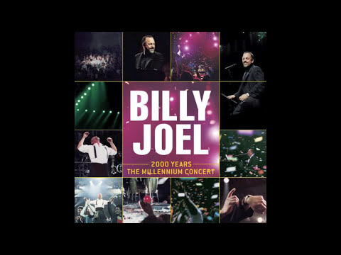 Billy Joel - Dance to the Music (Live) [HQ]