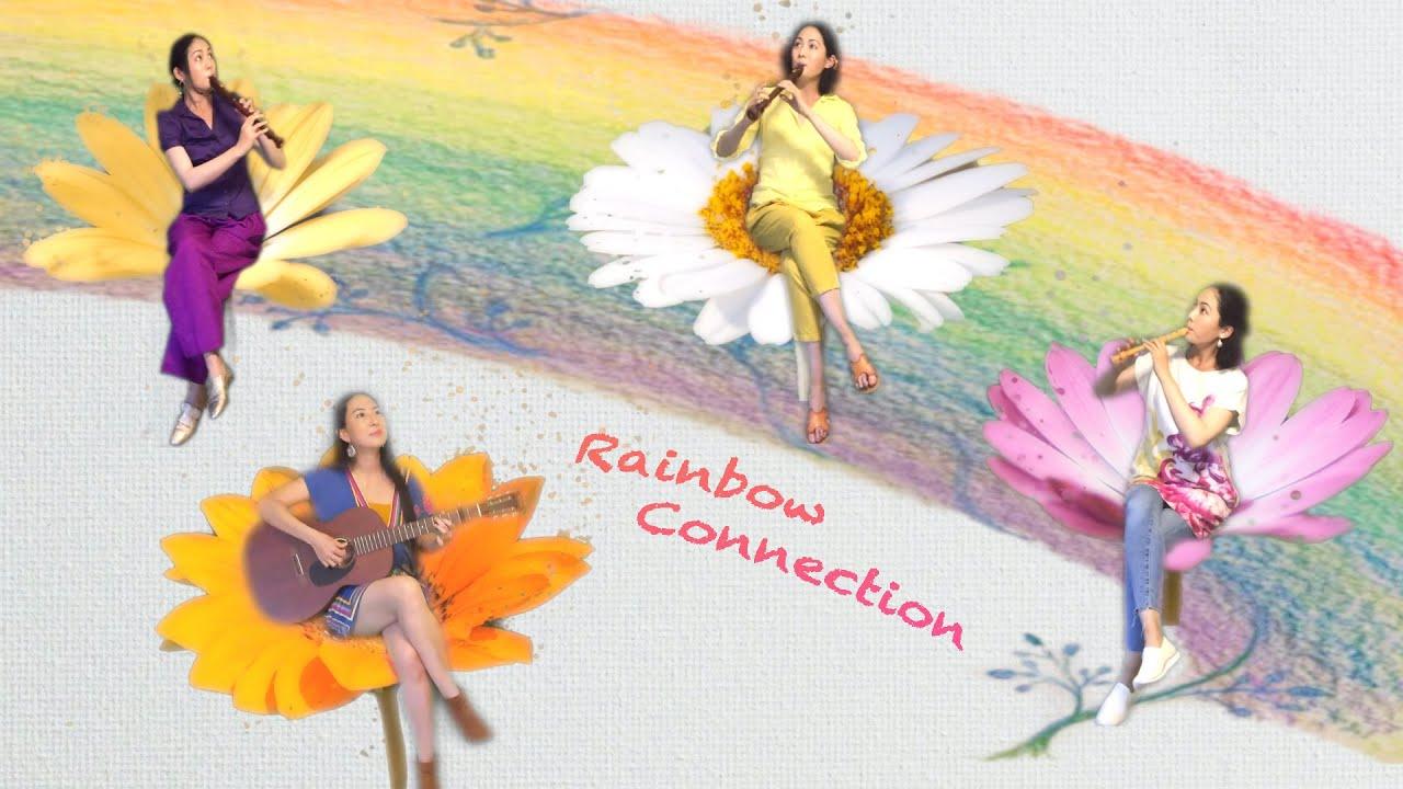"YUKI&EMILU ""Rainbow Connection"" Music Video"