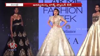 Bollywood Celebrities Dazzle At Lakme Fashion Week | V6 News