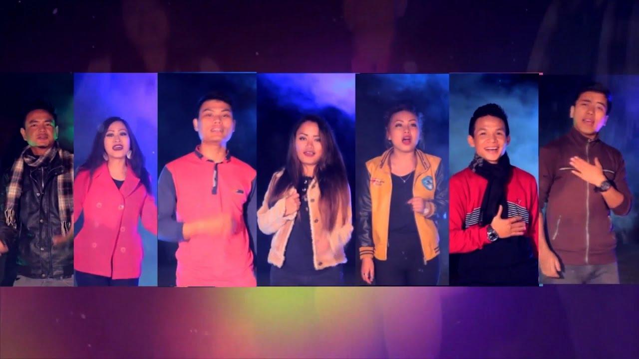 Krismas Hla Thar Various Artist Kan Fak A Che Official Music Video Youtube