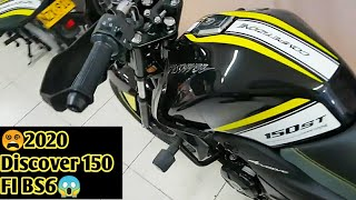 2020 BAJAJ Discover 150 FI BS6 Launch In India 😱🔥 || 6 Big Changes 😵 || Price and Mileage 🤯