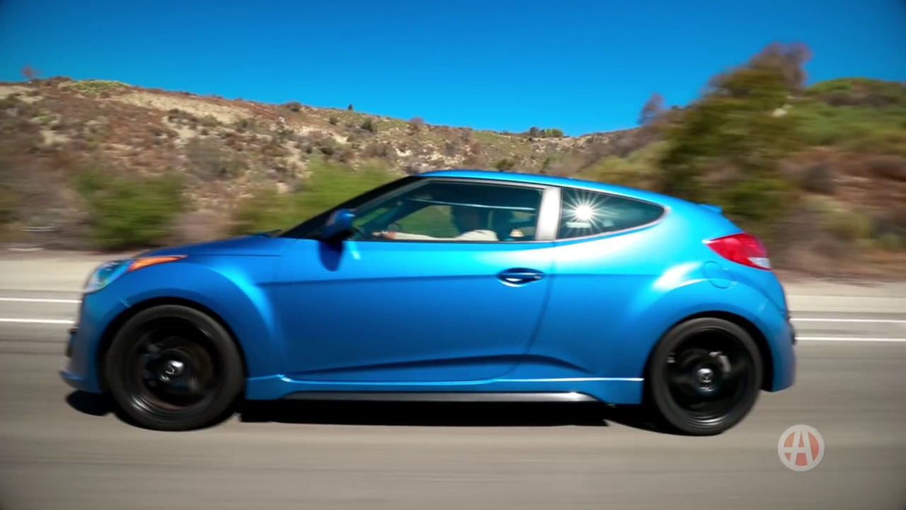 2016 Hyundai Veloster 5 Reasons To Autotrader