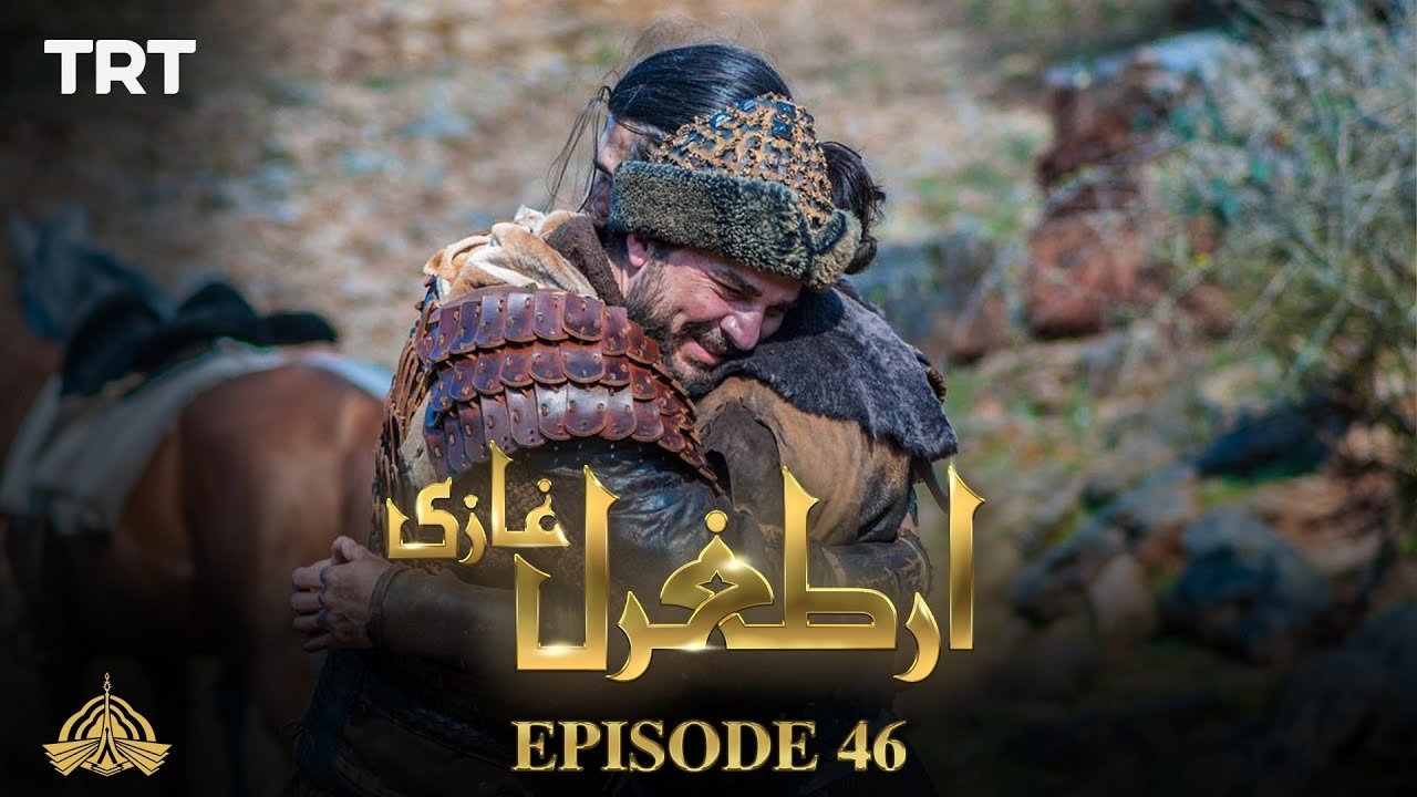 Ertugrul Ghazi Urdu | Episode 46 | Season 1