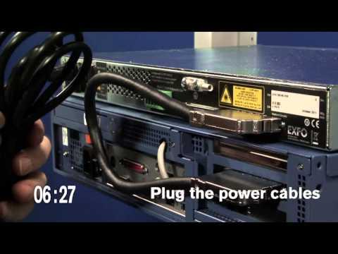 EXFO FG-720 Fiber Guardian RTU
