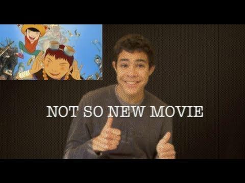 Not So New Movie  2  Tekkon Kinkreet Movie