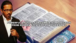 THE ATTACK AGAINST YOU WILL FAIL, PRAYERS AGAINST SUDDEN ATTACKS - Daily Promise and Powerful Prayer