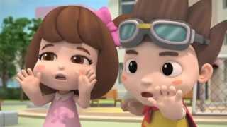 어린이 경찰 만화, 출동 포돌이가 간다