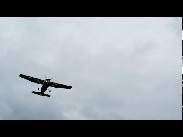 Cessna 206 HK-3154 LANS en Málaga Santander SKLA