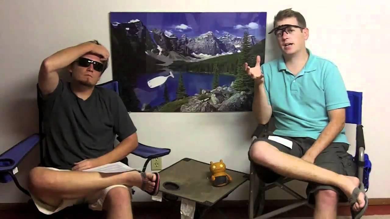 Gargoyles sunglasses terminator - YouTube