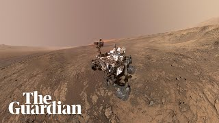 Mars discovery: how did the organic matter end up there?