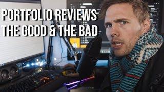 Jr Developer Portfolios - The good and bad  #grindreel