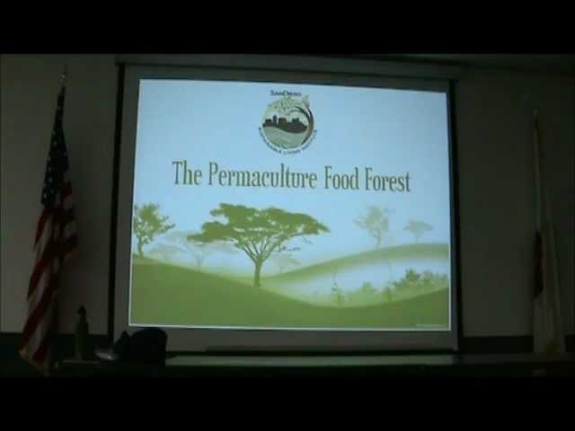 Creating a Permaculture Food Forest - Josh Robinson