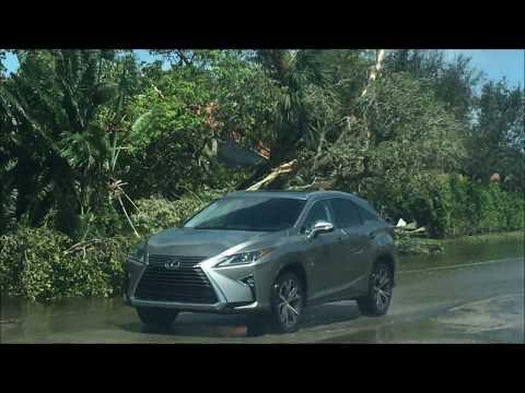 Hurricane Irma in Naples, FL